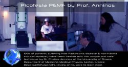 Photios Anninos (Anninos AA): Picotesla Magnetic therapy Bibliography