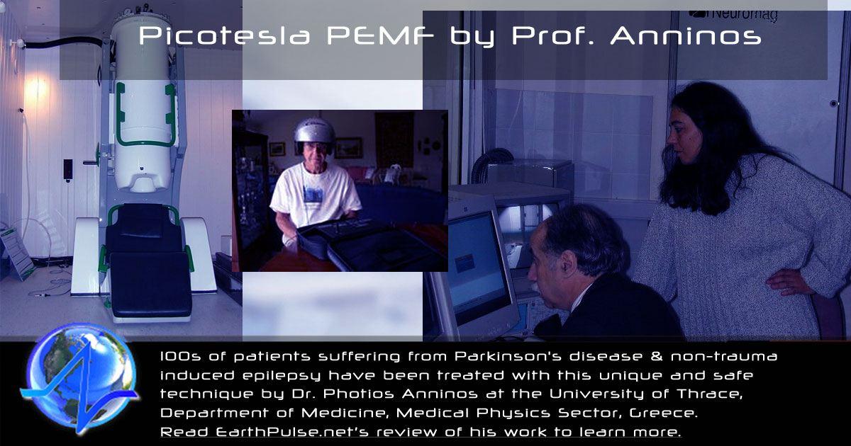 picotesla pemf therapy by Photios Anninos