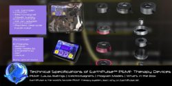 Technical Specifications of EarthPulse™ PEMF Therapy Devices