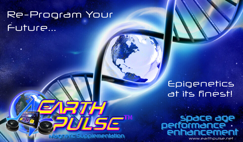 Genetic effects of pulsed electromagnetic field PEMF therapy helps Re-program your future.. epigenetics at it's finest!