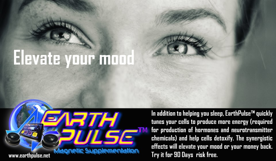 Pulsed electromagnetic fields PEMF therapy using EarthPulse effective to Elevate your Mood