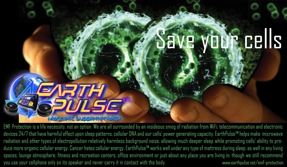 pulsed electromagnetic field therapy: save your cells