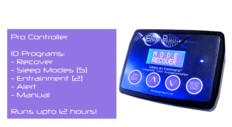 PEMF Device - Controller - v5 - v5Pro - EarthPulse