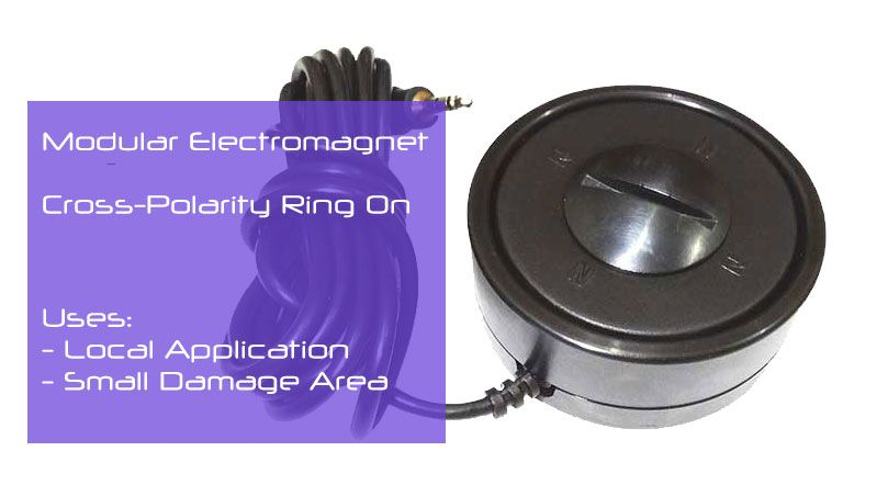 PEMF Device - Electromagnet Configuration - Local