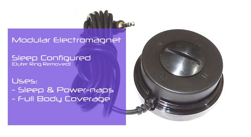 PEMF Device - Electromagnet Configuration - Sleep