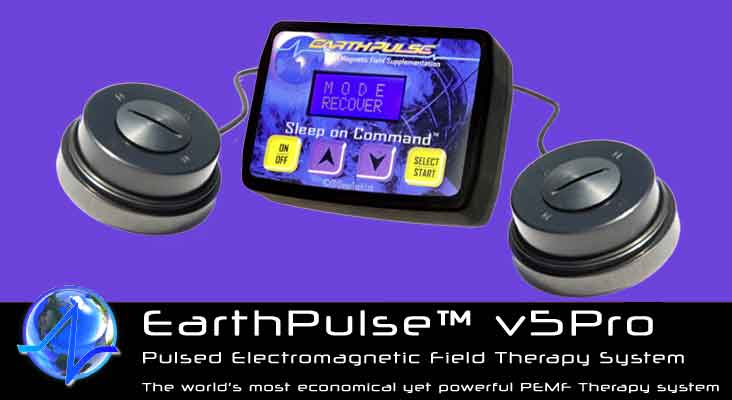 EarthPulse PEMF Device v5Pro