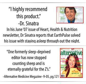 Alternative Medicine magazine ,Dr Sinatra Williams, review PEMF device EarthPulse
