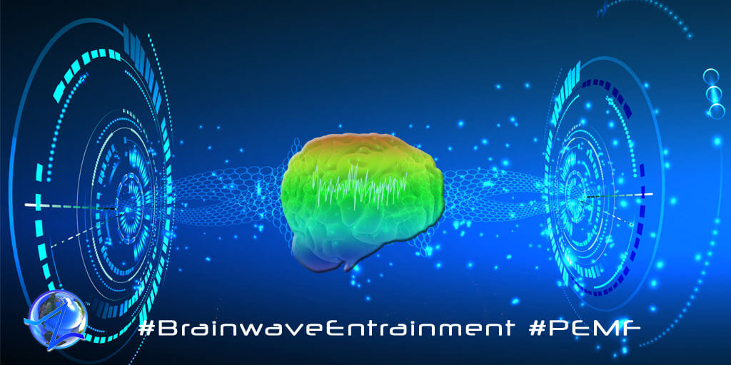Brainwave Entrainment most effective with Magnetic Field Therapy