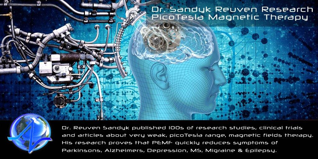 Sandyk PEMF Research studies review