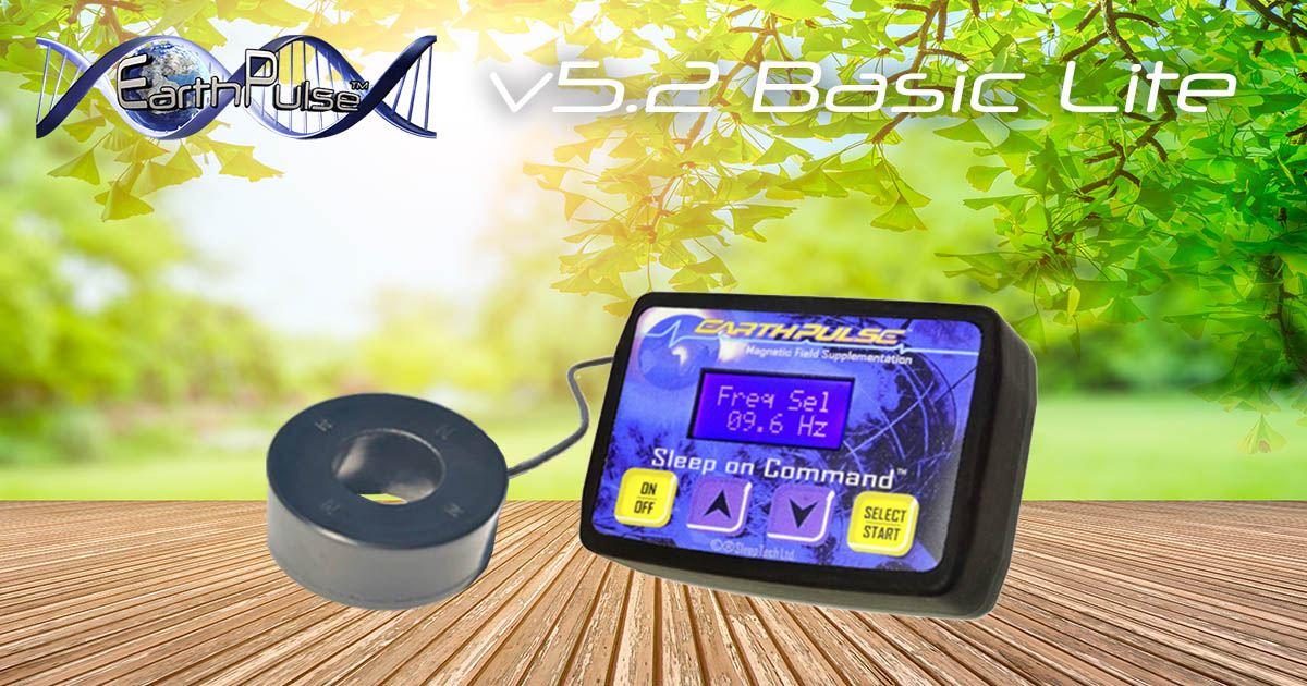 PEMF device for Pets - EarthPulse v5Basic Lite