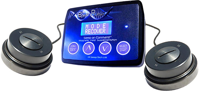 PEMF therapy device - EarthPulse v5.3 Pro Pulsed Electromagnetic Field Therapy Device