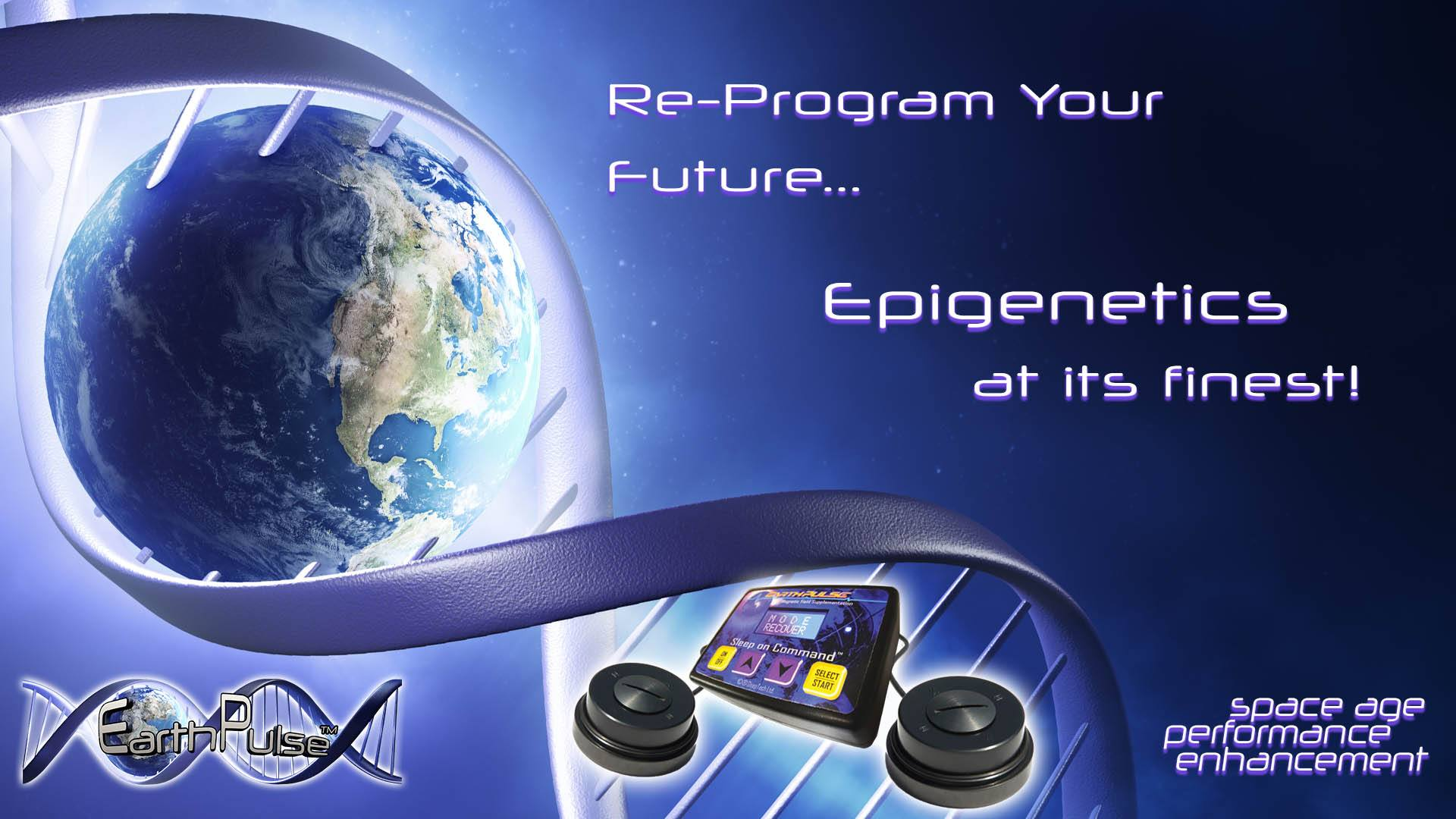 Pulsed Electromagnetic Field therapy for Epigenetic Anti-aging & Longevity