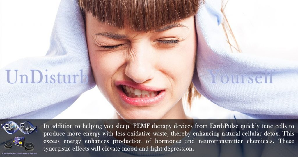 PEMF therapy for Depression & Mental Wellness - brain stimulation