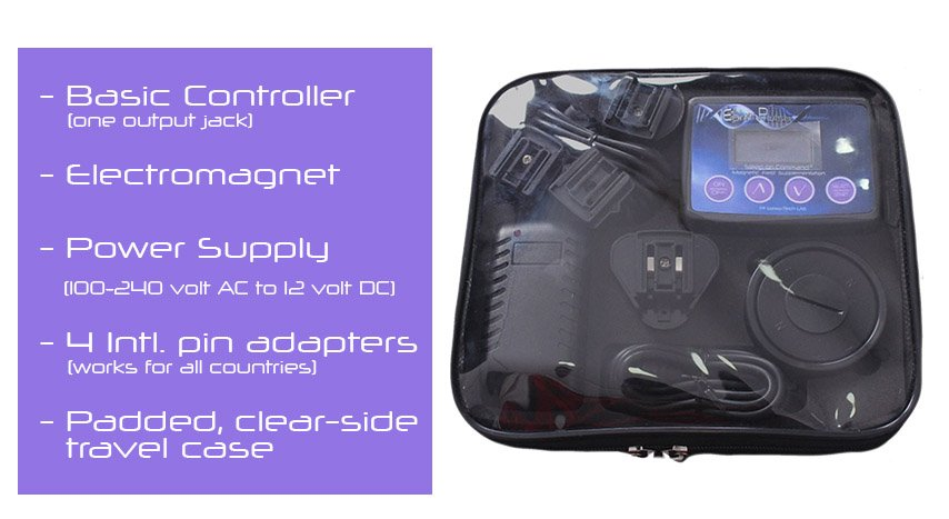 PEMF therapy device Basic full system